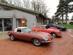 Jaguar type E vintage ÷ Lyon 2019