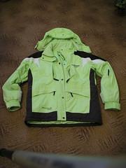 Dámaská lyžařská bunda - titulní fotka