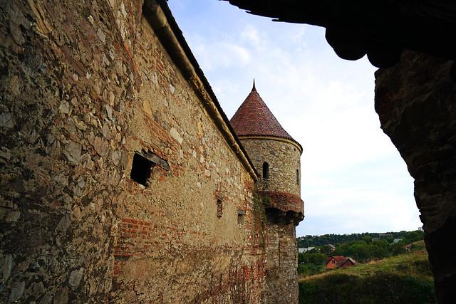 Mysterious Castelul Corvinilor, Transylvania