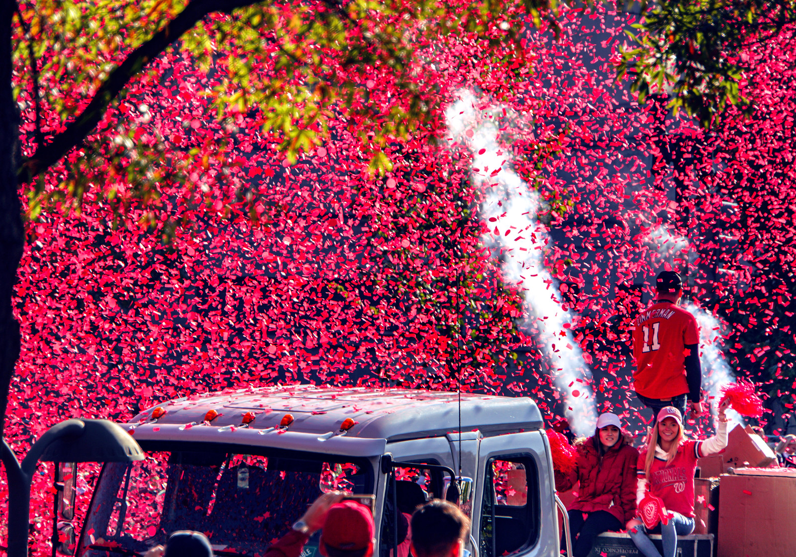 2019.11.02 Washington Nationals Victory Parade, Washington, DC USA 306 61055