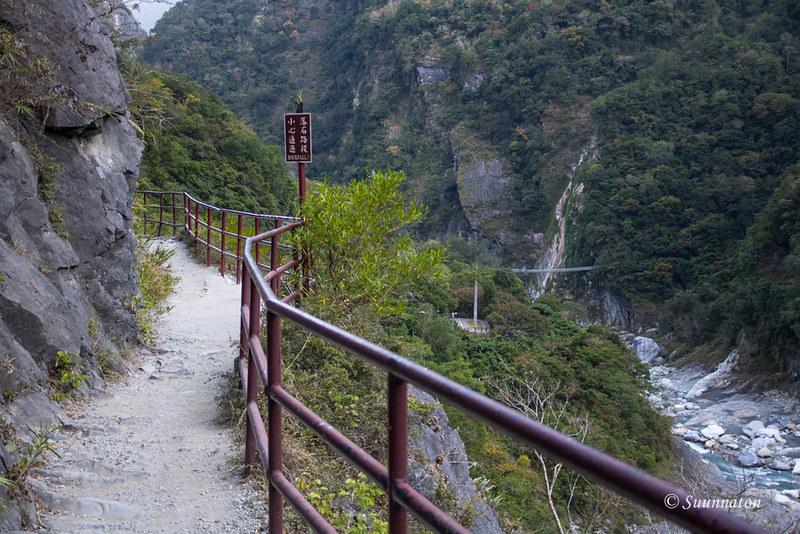 Tarokon kansallispuisto, Lushui