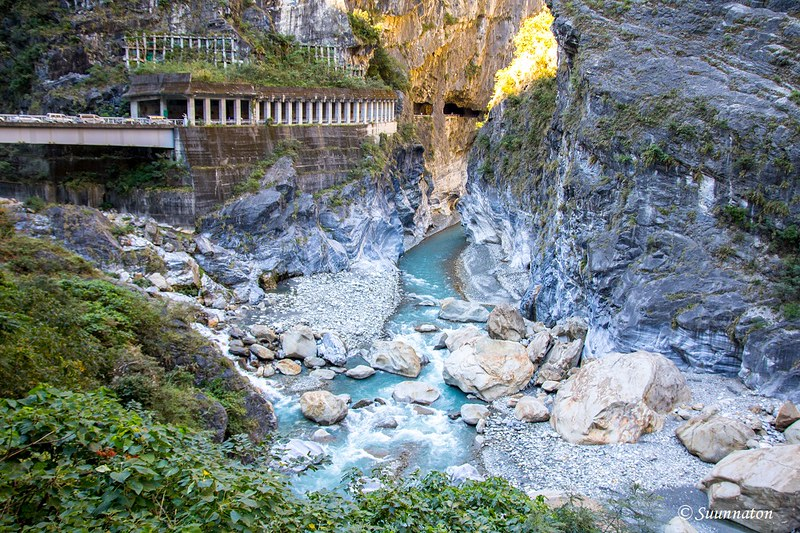 Taroko, Swallow Grotto