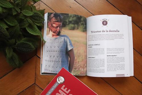 Je deviens expert tricot de Lise Tailor