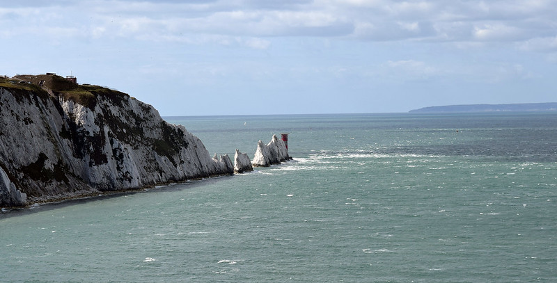 The Needle-Isle of Wight
