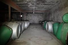 SBB Buchs SG - Historical Wine Cellar