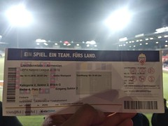 Liechtenstein-Armenia match ticket