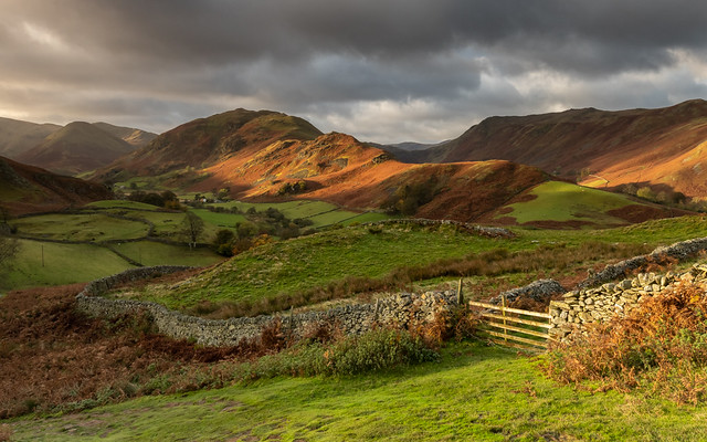 Martindale Vlley The Lake District
