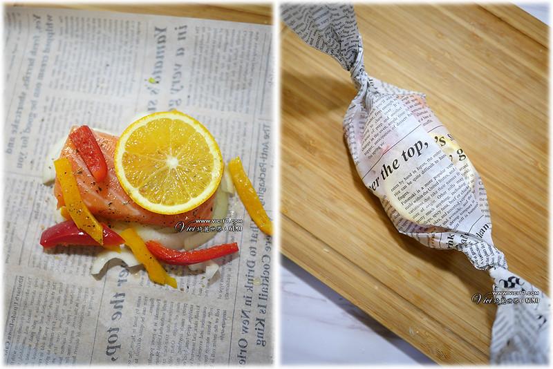 紙包鮭魚903