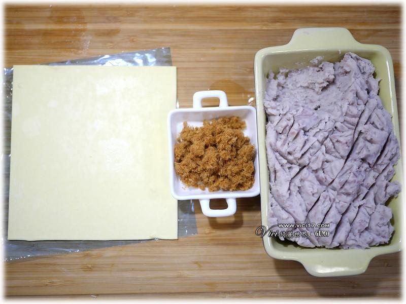芋泥肉鬆酥001