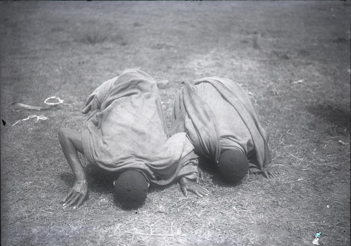 571. «Куши абье» - придворный поклон