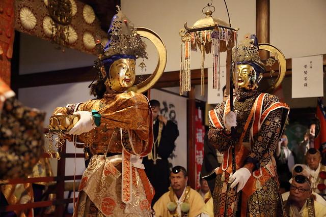 Nijugo Bosatsu Neri Kuyo Ceremony