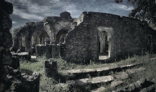 Medieval Trading Center