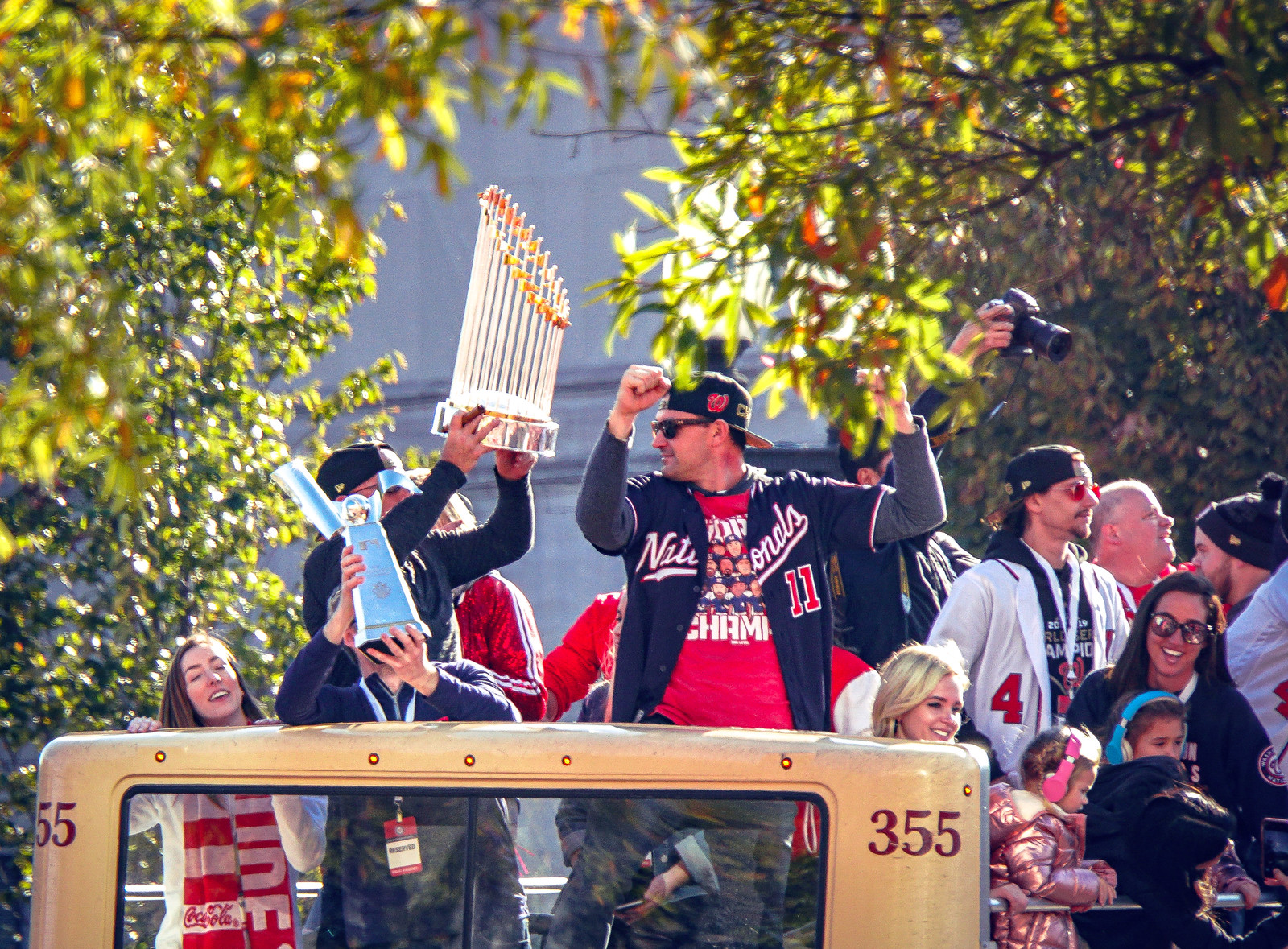 2019.11.02 Washington Nationals Victory Parade, Washington, DC USA 306 61037