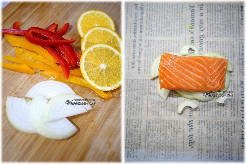 紙包鮭魚901
