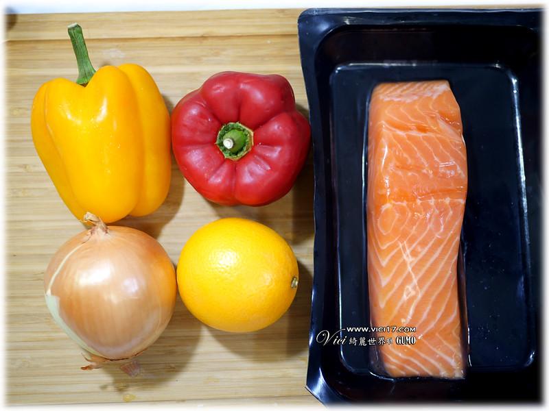 紙包鮭魚001