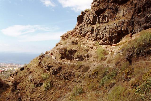 Barranco del Infierno route, Tenerife