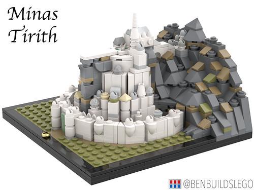 Micro Minas Tirith