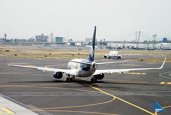 MEX operación Aeroméxico 2011 (RD)