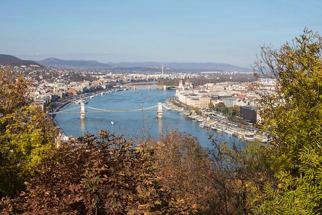 Hill Views, Budapest