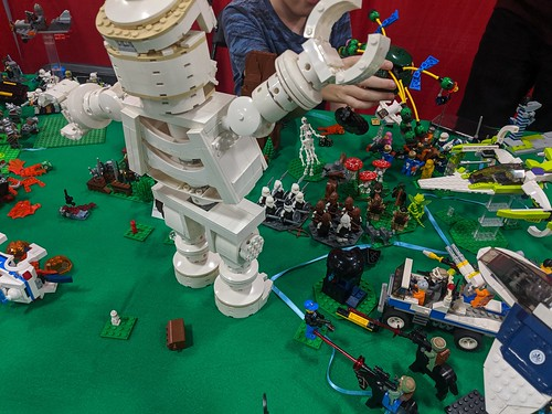 Brickfair day three | by Ninja_Bait