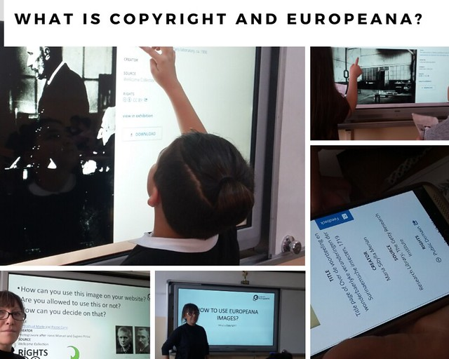What is Copyright and Europeana_