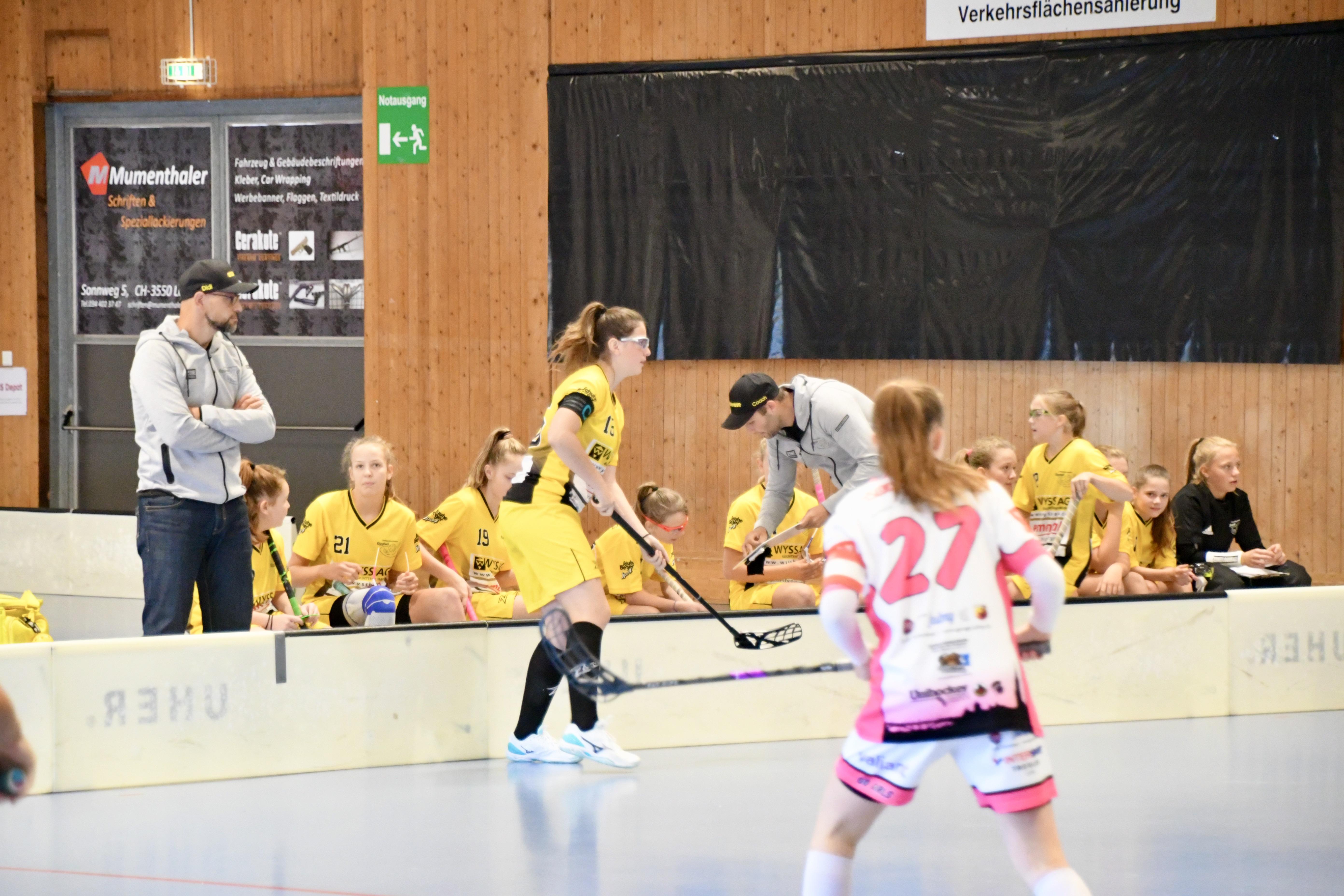 Juniorinnen B - Bern Ost Saison 2019/20