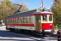 Loop Trolley No. 001