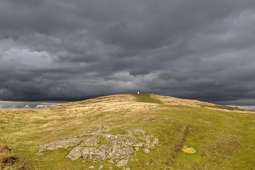 shropshire landscape sky