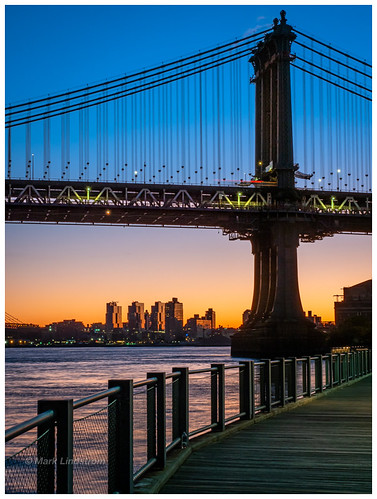 olympus12100 olympusem1mk2 cityscape landscape microfourthirds brooklyn silhouette sunrise manhattanbridge newyork