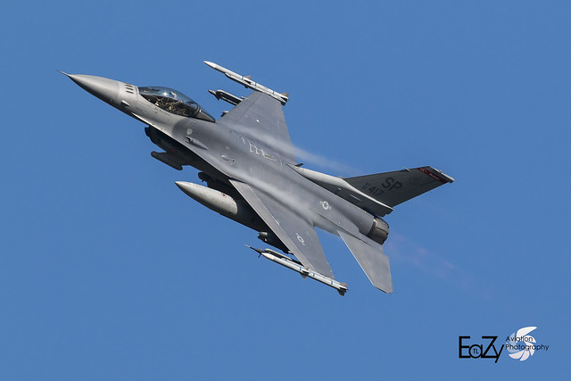 91-0417 United States Air Force Lockheed Martin F-16CM Fighting Falcon