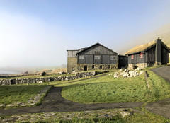Kirkjubøargardur, Faroe Islands