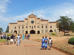 Cathédral de Ruyigi, Burundi