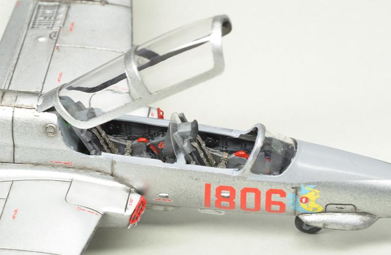 "Arma Hobby 1/72 FZL TS-11 ""Iskra"" 49007042926_57628ea35d_c"