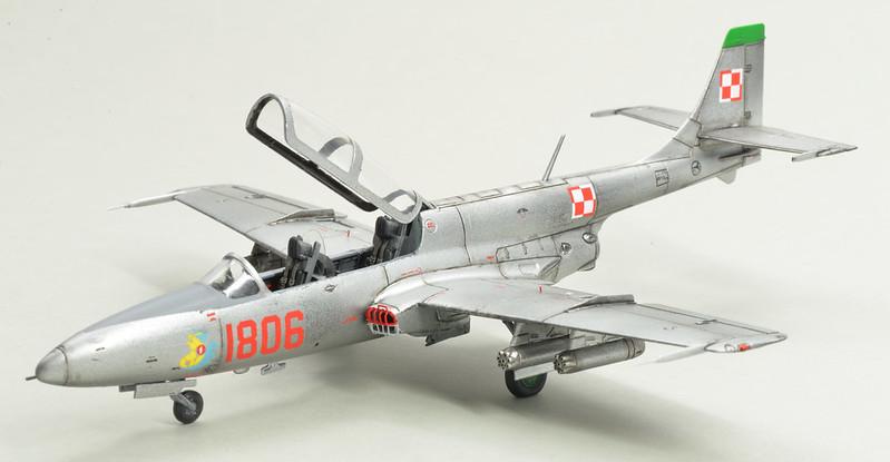 """Arma Hobby 1/72 FZL TS-11 """"Iskra"""" 49007043396_476bc0f32a_c"""