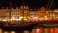 🇩🇰  Nyhavn at night