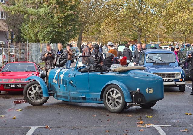 Bugatti #27