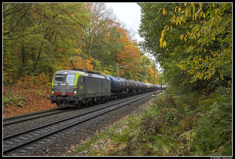 BLS Cargo 475 412, Venlo