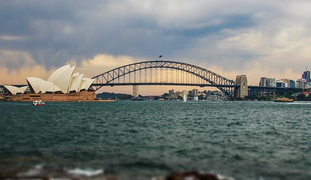 Mini Sydney Harbour