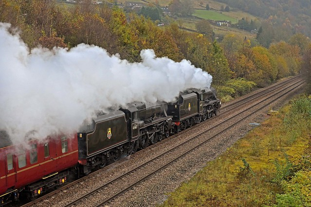 Full Steam Ahead in the Calder Valley
