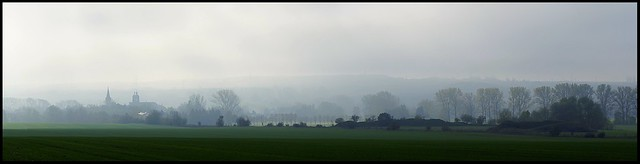 Foggy Scape  ☆ Panorama ☆