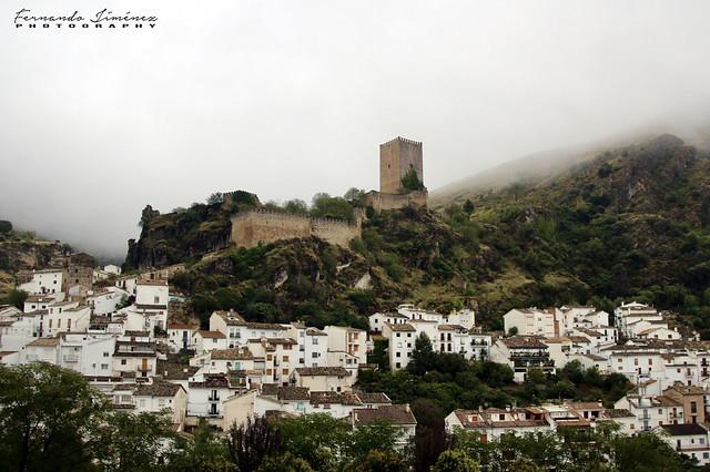 Castillo de la Yedra. Cazorla.