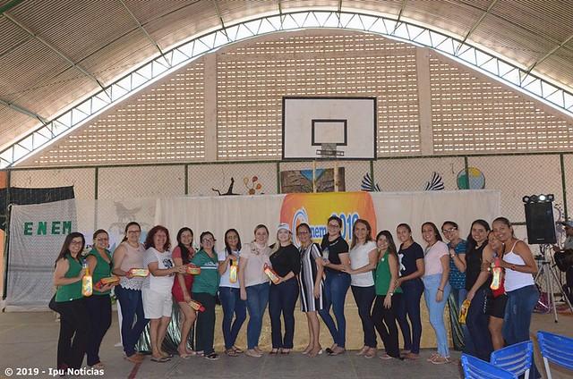 A Prefeitura de Pires Ferreira realiza evento preparatório para  ENEM  em parceria com  a Secretaria de Educação do Município