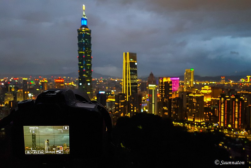 Taipei, kaupunki