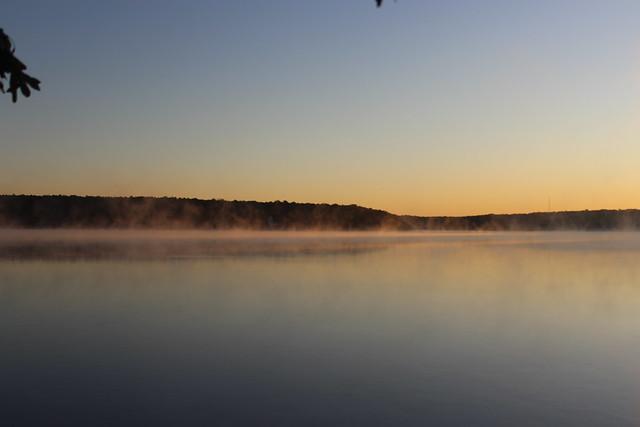 Dawn stillness
