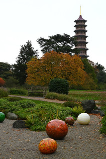 Chihuly at Kew Gardens