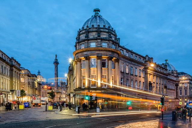 Central Exchange Buildings, Newcastle