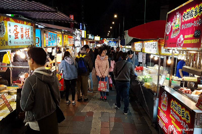 Taiwan, Taipei, Night Market