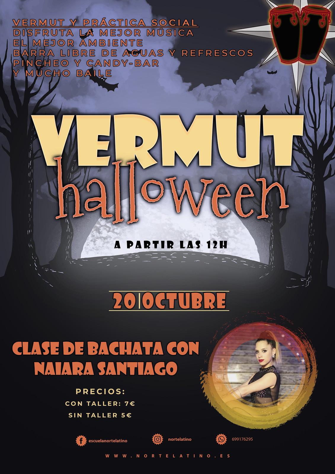 Sesión Vermut Halloween 2019