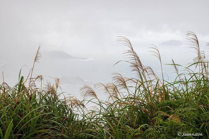 Taiwan, Jiufen, Mount Keelung, ranta