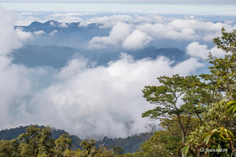 Taiwan, Sun Moon Lake, Mount Suishe, maisema